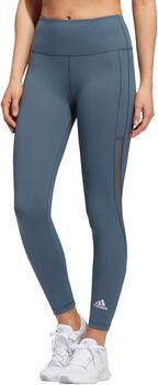 adidas Alphaskin HEAT.RDY 7/8 legging Dames Blauw