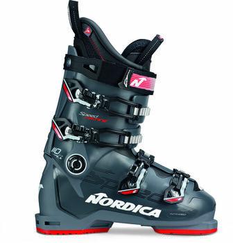 Nordica Speedmachine 110X skischoenen Heren Grijs