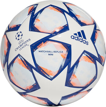 adidas UCL Finale 20 mini-voetbal Wit
