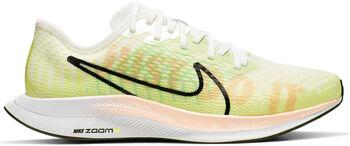 Nike Zoom Pegasus Turbo 2 Rise hardloopschoenen Dames Groen