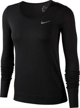 Nike Infinite longleeve Dames Zwart