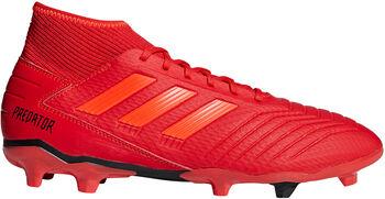 ADIDAS Predator 19.3 FG voetbalschoenen Heren Rood