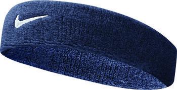 Nike Swoosh hoofdband Blauw