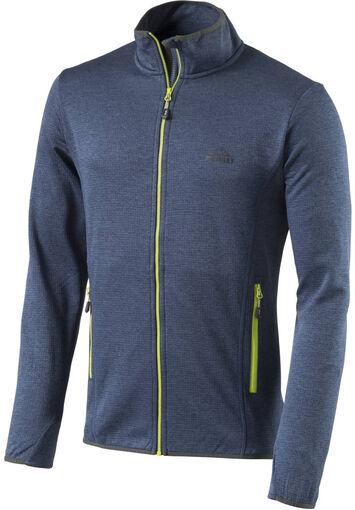 Het roto ii stretch fleece vest is een veelzijdige tweede laag voor verschillende activiteiten zoals ...