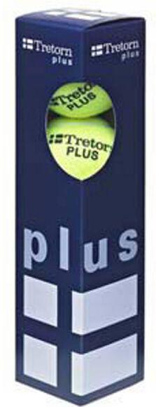 Plus 4-pack tennisballen