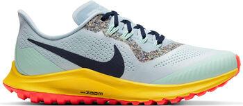 Nike Air Zoom Pegasus 36 Trail hardloopschoenen Dames Grijs
