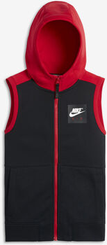 Nike Sportswear vest Jongens Zwart