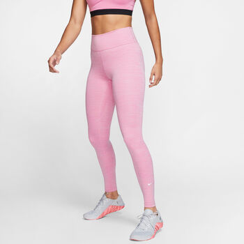 Nike All-In tight Dames Roze