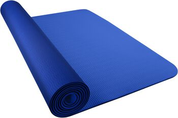 Nike Fundamental Yoga mat Blauw