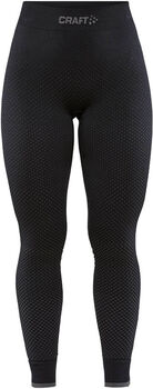 Craft Advanced Warm Fuseknit Intensity broek Dames Zwart