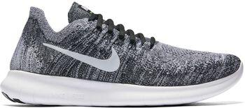 Nike Free RN Flyknit 2017 hardloopschoenen Dames Zwart