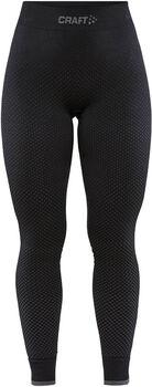 Craft Advanced Warm Fuseknit Intensity broek Dames Zwart