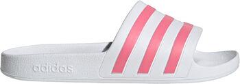 adidas Adilette Aqua slippers Dames Wit