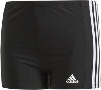 adidas 3-Stripes zwembroek Jongens Zwart