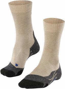 Falke TK2 Cool sokken Dames Ecru