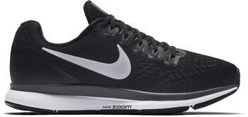 Nike Air Zoom Pegasus 34 hardloopschoenen Dames Zwart
