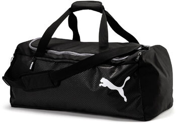 Puma Fundamentals sporttas Heren Zwart