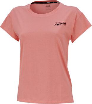Puma II shirt Dames Roze