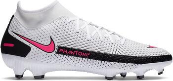 Nike Phantom GT Academy Dynamic Fit FG/MG voetbalschoenen Wit