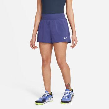 NikeCourt Flex Victory short Dames Paars