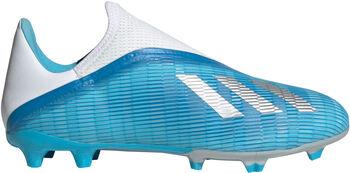 adidas X 19.3 FG voetbalschoenen Heren Blauw
