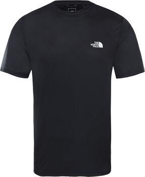 The North Face Reaxion Amp Crew t-shirt Heren Zwart