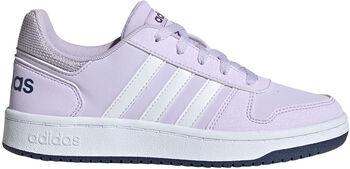 ADIDAS Hoops 2.0 sneakers Paars