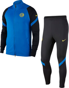 Nike Inter Milan Strike trainingspak Heren Blauw