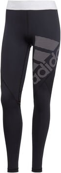 ADIDAS Alphaskin Sport tight Dames Zwart