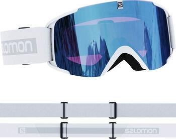 Salomon X/View Sigma skibril Wit
