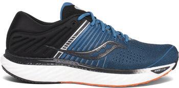 Saucony Triumph 17 hardloopschoenen Heren Blauw
