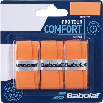Babolat Pro Tour X3 overgrip Oranje