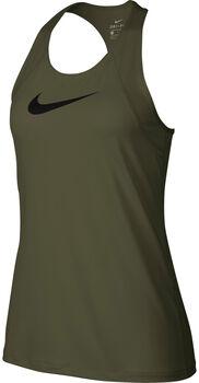 Nike Pro Tank top  Dames Groen