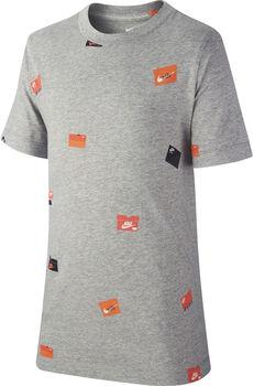 Nike Sportswear Shoebox shirt Jongens Grijs