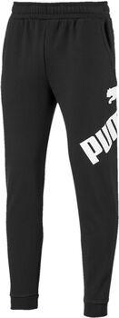 Puma Big Logo broek Heren Zwart