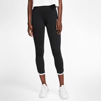 Nike Sportswear Mesh tight Dames Zwart