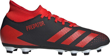 adidas Predator 20.4 IIC FxG voetbalschoenen Heren Zwart