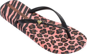 Ipanema Animal Print slippers Dames Roze