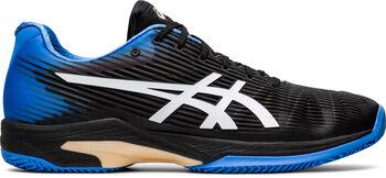 ASICS Solution Speed FF Clay tennisschoenen Heren Zwart