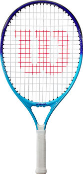 Wilson Ultra Blue 21 kids tennisracket Blauw