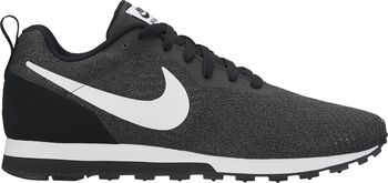 Nike MD Runner 2 Eng Mesh sneakers Heren Zwart