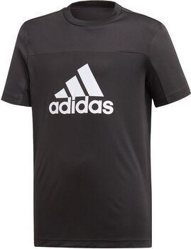 adidas Equipment kids shirt  Zwart
