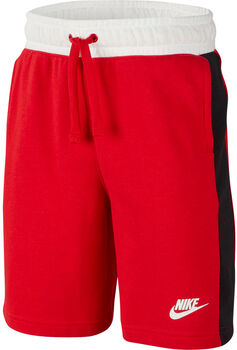 Nike Air short Jongens Rood