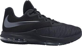 Nike Air Max Infuriate III Low basketbal schoenen Heren Zwart