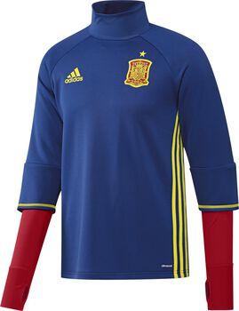 ADIDAS UEFA EURO 2016 Spanje trainingssweater Heren Blauw