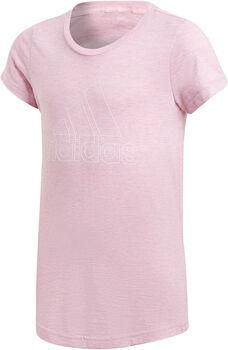 adidas ID Winner shirt Meisjes Roze