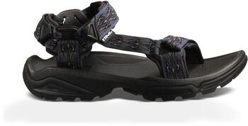 Teva Terra Fi 4 sandalen Heren Blauw