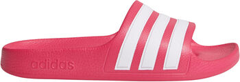 adidas Adilette Aqua kids badslippers Roze