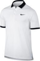 Nike Court Dry Tennis Polo  Heren Wit