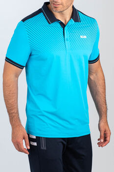 Sjeng Sports Lyron polo Heren Blauw